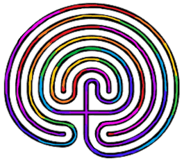 The Rainbow Labyrinth
